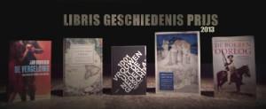 nominatie libris geschiedenis prijs 2013